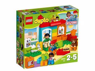 LEGO DUPLO Preschool 10833  építőjáték - Brendon - 54993