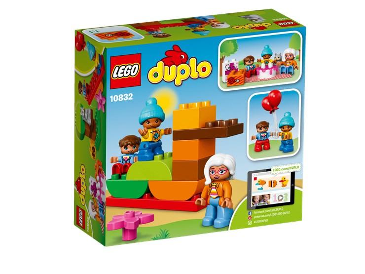 LEGO DUPLO Birthday Picnic 10832  építőjáték - Brendon - 54995