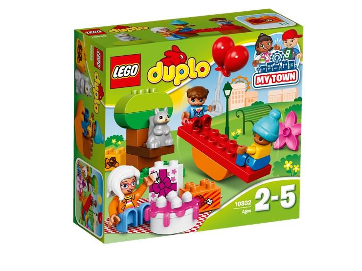 LEGO DUPLO Birthday Picnic 10832  építőjáték - Brendon - 54996