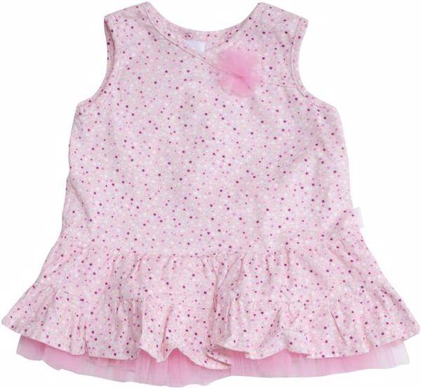 8594486fe722 Brendon Lily Rose Star dievčenské šaty - Brendon - 55230