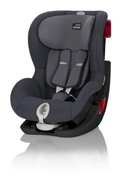 0a607676892a8 Britax Römer King II LS Black Series-Storm Grey autosedačka 9-18 kg