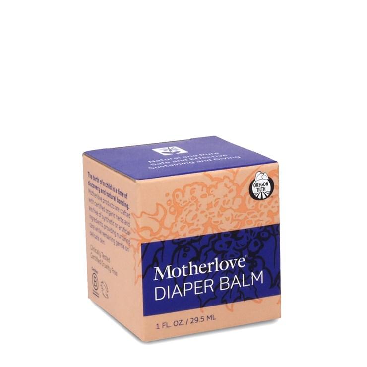 Motherlove Diaper Rash & Thrush  krém na zadoček - Brendon - 55489
