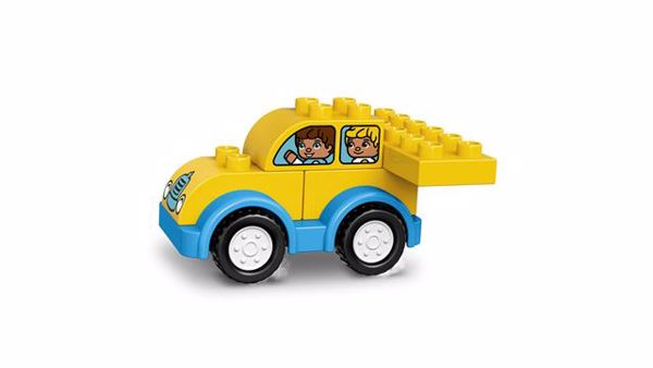 LEGO DUPLO My First Bus 10851  stavebnica - Brendon - 55970