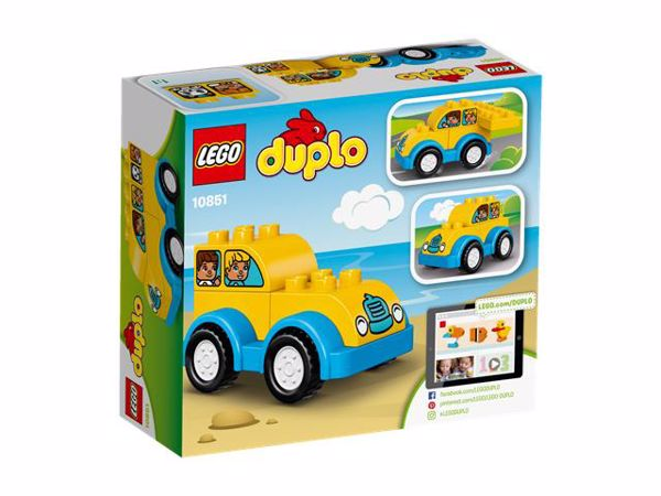 LEGO DUPLO My First Bus 10851  stavebnica - Brendon - 55971