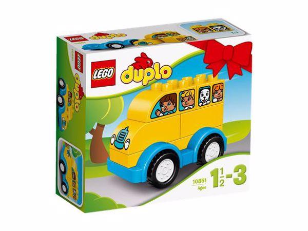 LEGO DUPLO My First Bus 10851  stavebnica - Brendon - 55972