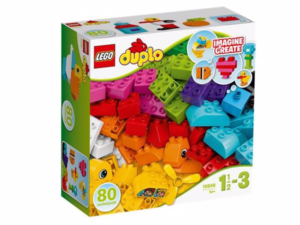 LEGO DUPLO My First Bricks 10848  stavebnica - Brendon - 55977