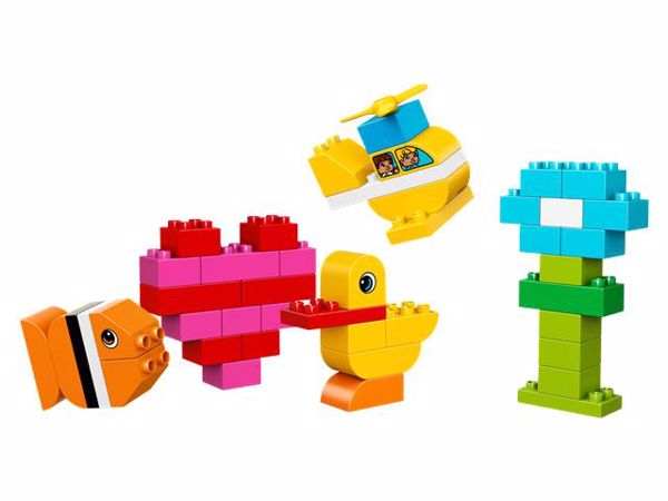 LEGO DUPLO My First Bricks 10848  stavebnica - Brendon - 55978