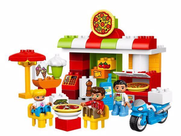 LEGO DUPLO Pizzeria 10834  stavebnica - Brendon - 55991
