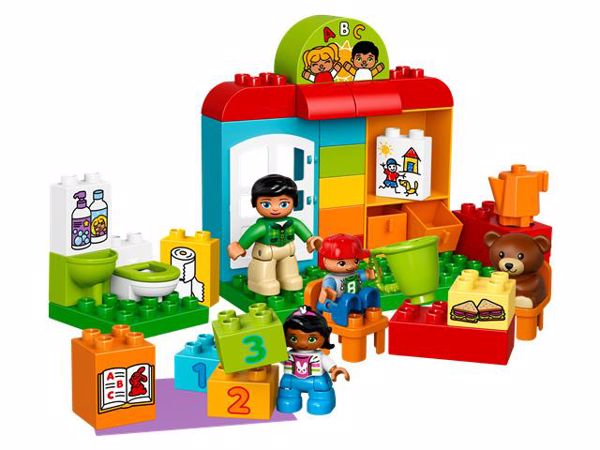 LEGO DUPLO Preschool 10833  stavebnica - Brendon - 55994