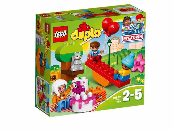 LEGO DUPLO Birthday Picnic 10832  stavebnica - Brendon - 55996