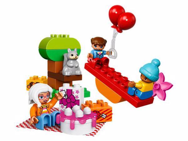 LEGO DUPLO Birthday Picnic 10832  stavebnica - Brendon - 55997