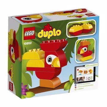 LEGO DUPLO My First Bird 10852  építőjáték - Brendon - 57058