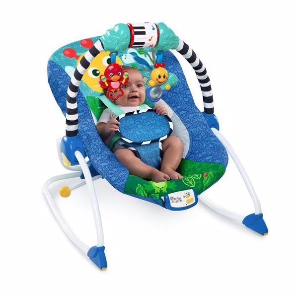 Baby Einstein Infant Toddler Rocker  pihenőszék - Brendon - 57102