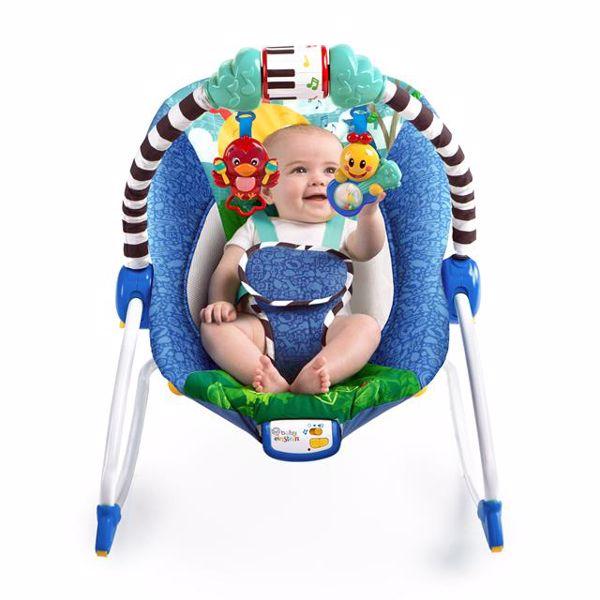 Baby Einstein Infant Toddler Rocker  pihenőszék - Brendon - 57104