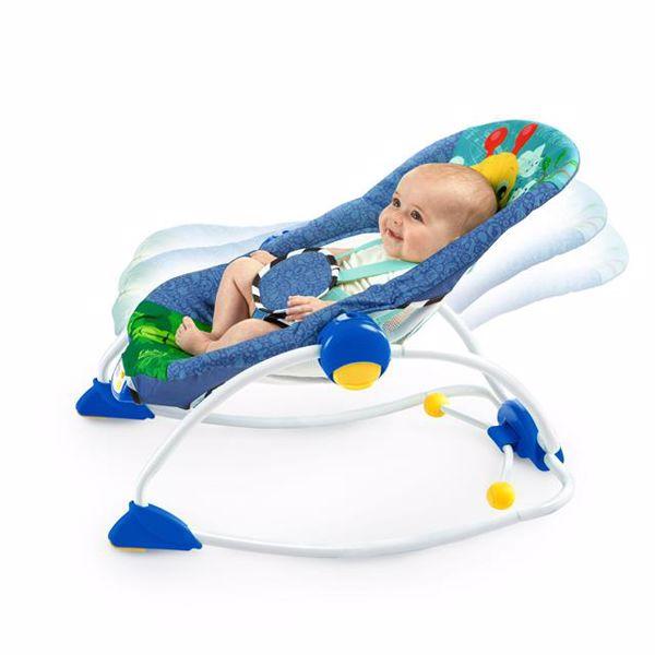 Baby Einstein Infant Toddler Rocker  pihenőszék - Brendon - 57105