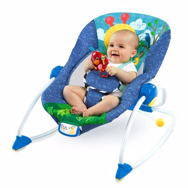Baby Einstein Infant Toddler Rocker  pihenőszék - Brendon - 57110