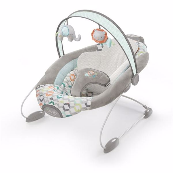 ingenuity gentle automatic bouncer szék