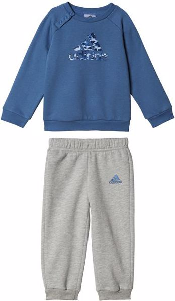 adidas BP5280 Core Blue-Grey jogging - Brendon - 57642
