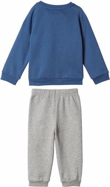 adidas BP5280 Core Blue-Grey jogging - Brendon - 57643