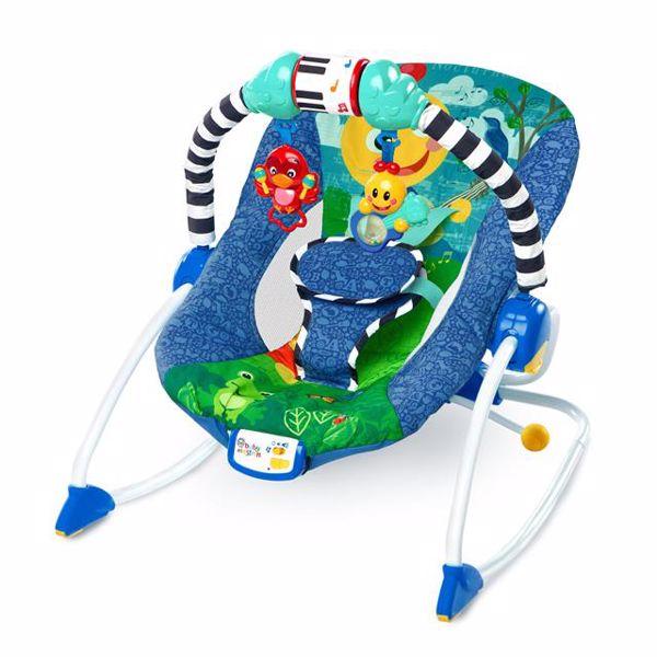 Baby Einstein Infant Toddler Rocker  kreslo na odpočívanie - Brendon - 58101