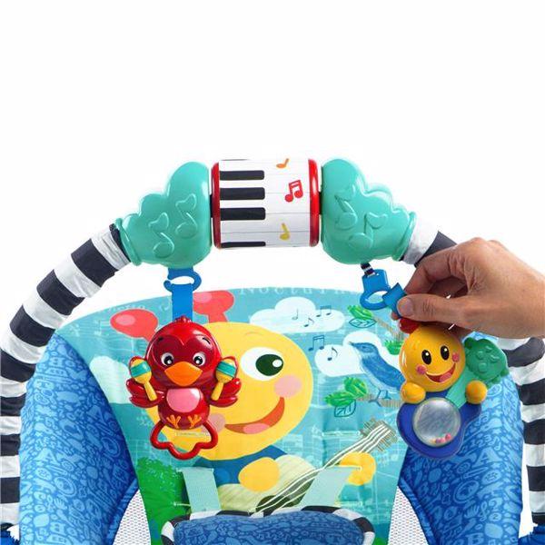 Baby Einstein Infant Toddler Rocker  kreslo na odpočívanie - Brendon - 58109