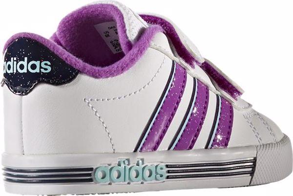 adidas B74669 White športová obuv - Brendon - 58256