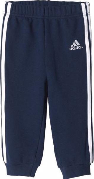 adidas BP5330 Navy joggingové nohavice - Brendon - 58314