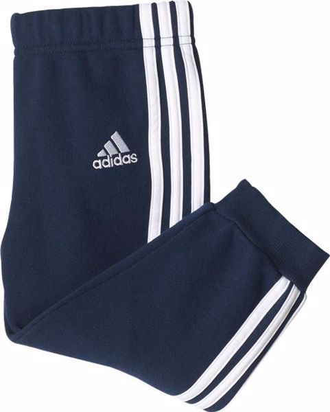 adidas BP5330 Navy joggingové nohavice - Brendon - 58316