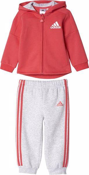 adidas BP5310 Pink-Grey jogging - Brendon - 58648