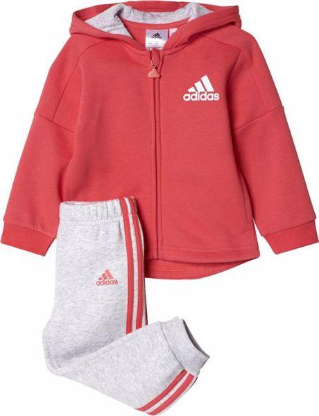 adidas BP5310 Pink-Grey jogging - Brendon - 58650