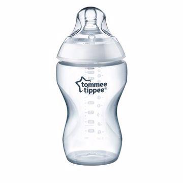 Tommee Tippee CTN 340 ml   műanyag cumisüveg - Brendon - 61312