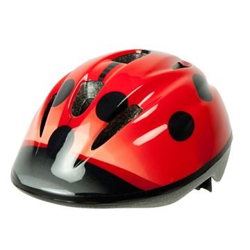 OK Baby Helmet 46-53cm Ladybug sisak - Brendon - 61317