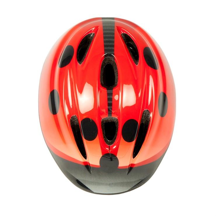 OK Baby Helmet 46-53cm Ladybug sisak - Brendon - 61318