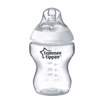 Tommee Tippee CTN 260 ml  cumlíková fľaša plastová - Brendon - 62310