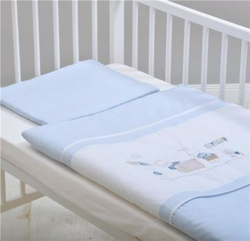Brendon HUN-E/90*130 Blue Story posteľná bielizeň - Brendon - 62974