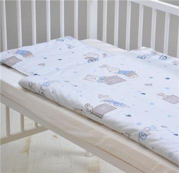 Brendon HUN-M/90*130 Blue Story posteľná bielizeň - Brendon - 62977
