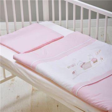 Brendon HUN-E/90*130 Rose Story posteľná bielizeň - Brendon - 63008
