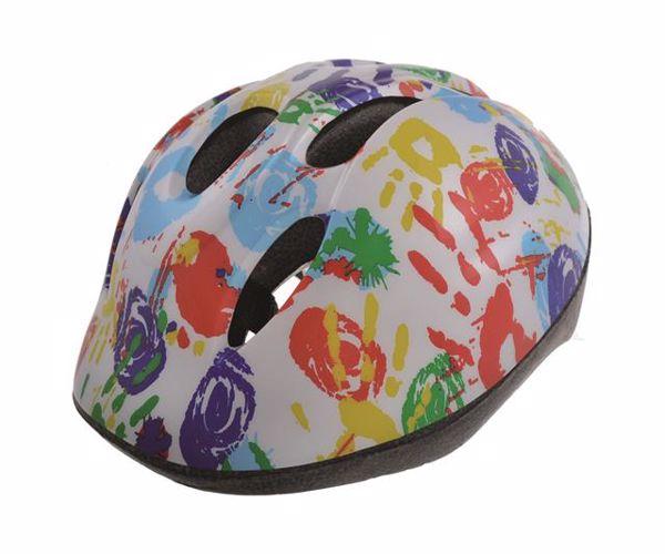 Bellelli Baby Helmet M white palms sisak - Brendon - 64898