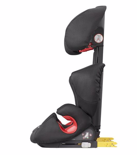 Maxi-Cosi Rodi XP Fix Night Black gyerekülés 15-36 kg - Brendon - 65226