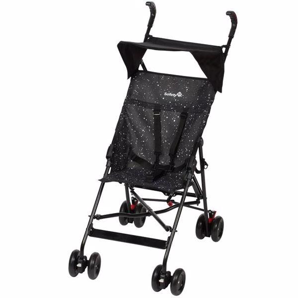 Safety 1st Pep s Buggy + Canopy Splatter Black detský kočík - Brendon -  65602 ... d0c72b18ea
