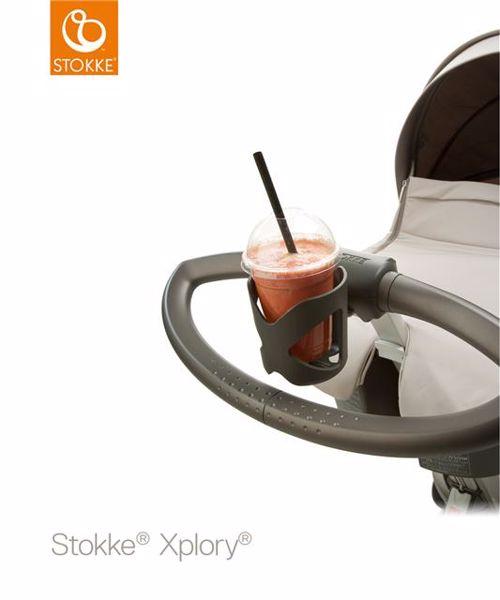 Stokke Cup Holder Dark Grey držiak na fľašu - Brendon - 65994