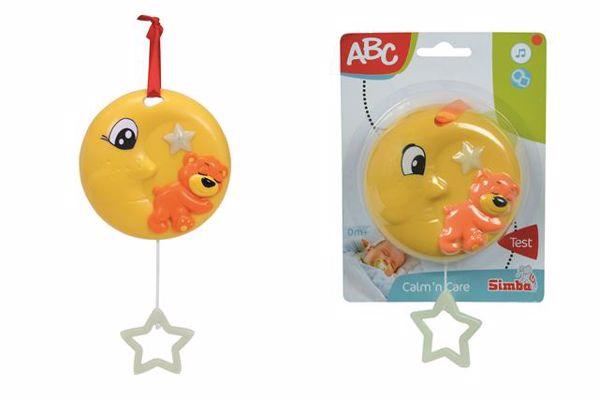 ABC Calm'n Care  mechanický hrací - Brendon - 66031