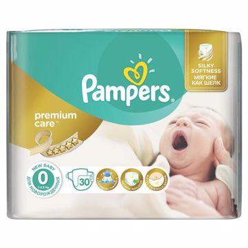 Pampers Premium Care 0 Before Newborn 30 pcs  jednorázové plienky - Brendon - 66088