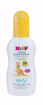 Hipp Babysanft Sunscreen Spray 50 Factor 150 ml  opaľovací krém - Brendon - 66151