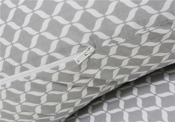 Motherhood Sleepy-C Maternity Support Pillow Classics Grey kismama pihenőpárna - Brendon - 67590
