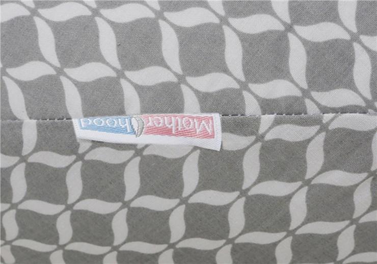 Motherhood Sleepy-C Maternity Support Pillow Classics Grey kismama pihenőpárna - Brendon - 67591