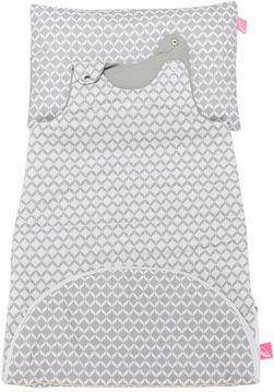 Motherhood Baby sleeping-bag 3in1 Classics Grey hálózsák pamut 996ea3e7cb
