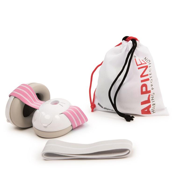 Alpine Muffy Baby Pink hallásvédő - Brendon - 68088