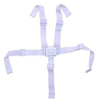 Touragoo Safety Harness Candy Plus White biztonsági öv - Brendon - 68126