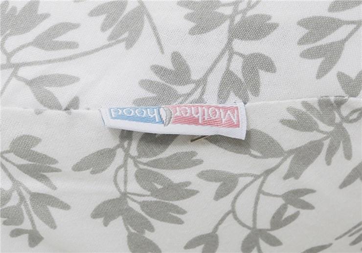 Motherhood Sleepy-C Maternity Support Pillow Grey Branches vankúš na odpočívanie pre mamičky - Brendon - 68488